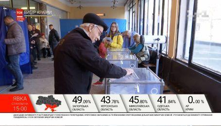 Харьковчане очень ответственно относятся к процессу голосования