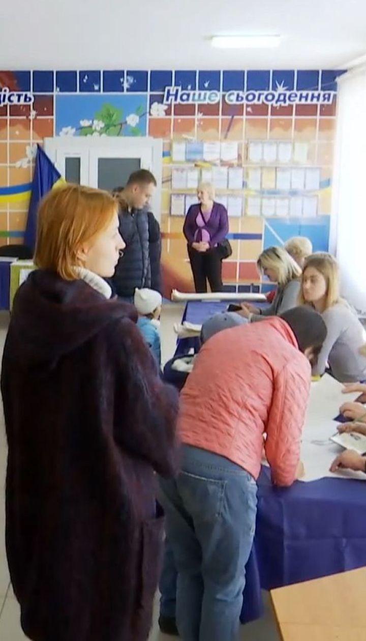 Невідомий повідомив про мінування одразу 9 виборчих дільниць у Дніпрі