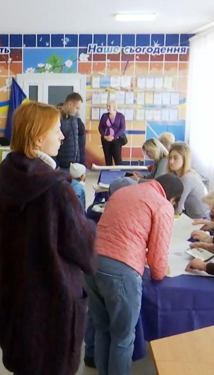 Неизвестный сообщил о минировании сразу 9 избирательных участков в Днепре