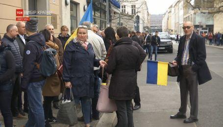 Українці обирали президента у всьому світі - у 72 країнах