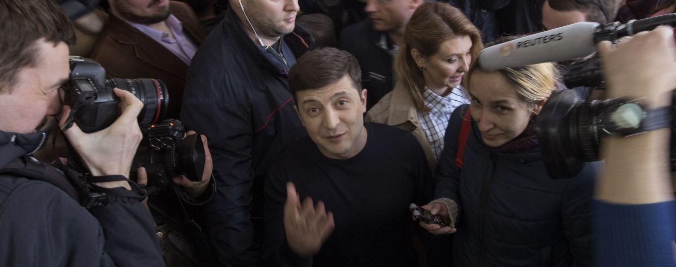 Зеленский перед вторым туром выборов попросил государственную охрану - МВД