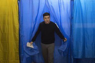 Экзит-пол ТСН: Зеленский уверенно побеждает в первом туре выборов президента Украины