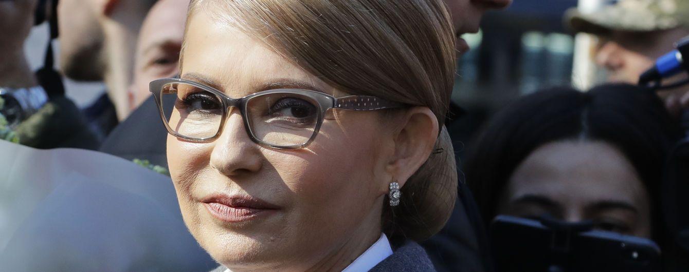 Тимошенко отказалась вести дебаты между Порошенко и Зеленским