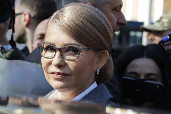 Тимошенко відмовилася вести дебати між Порошенком та Зеленським