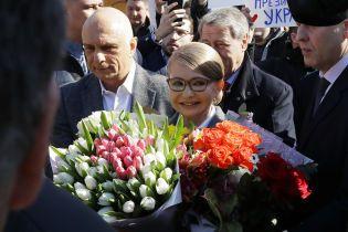 Юлія Тимошенко вдруге стала бабусею