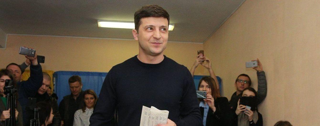 Данные трех экзит-полов: во втором туре выборов поборются Зеленский и Порошенко