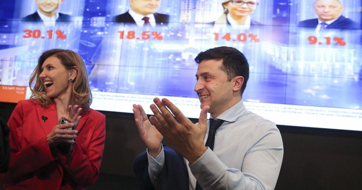 Зеленський погодився на дебати з Порошенком