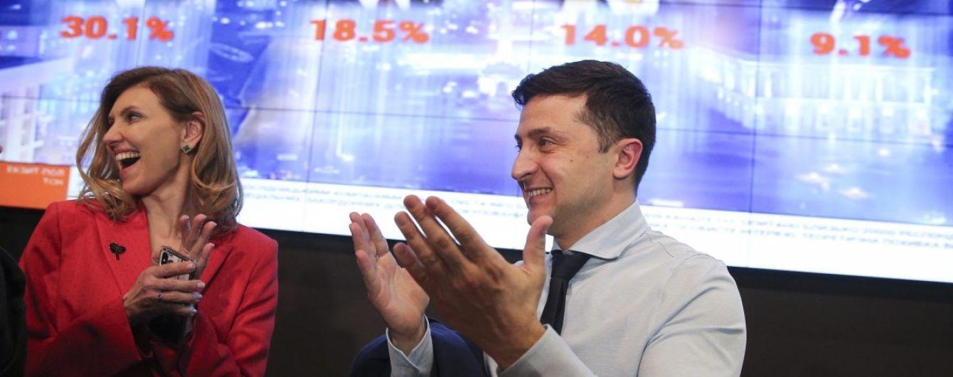Зеленский согласился на дебаты с Порошенко