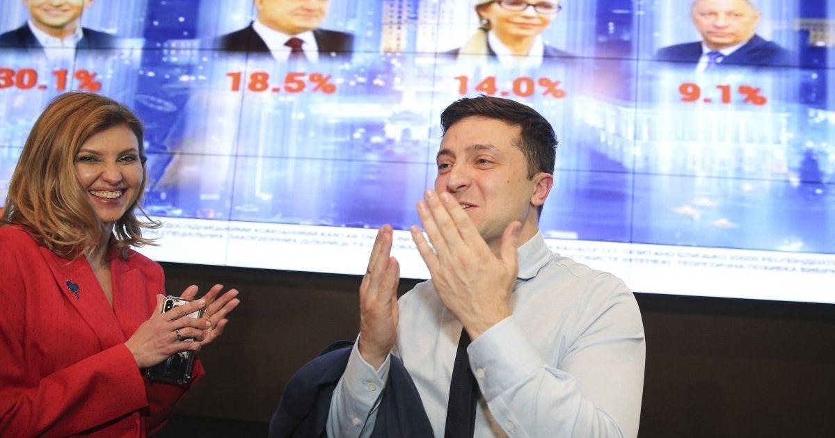 Второй тур: Зеленский пообещал не собирать майданов в свою защиту