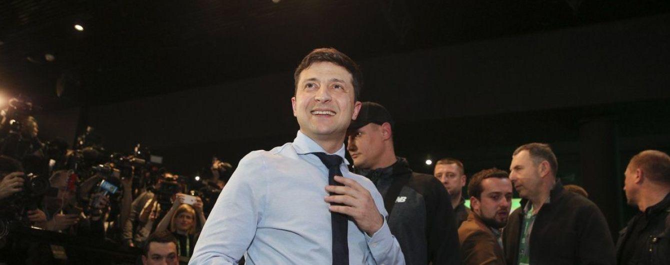 Зеленский заявил, что хочет переехать с Банковой в случае победы на выборах