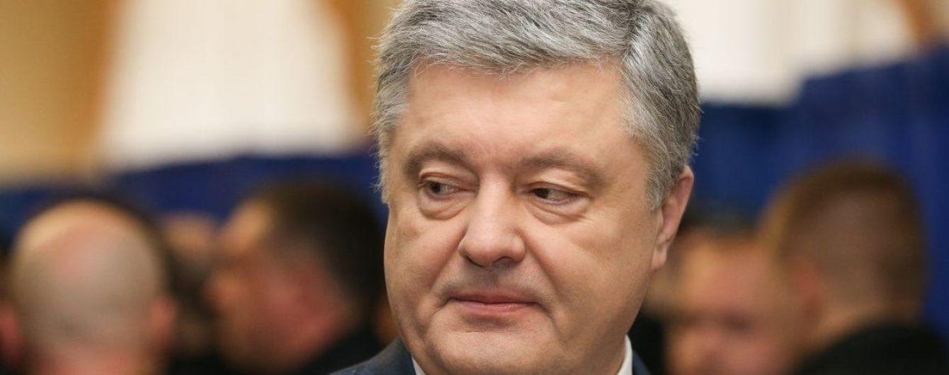 Суд дозволив ДБР допитати Порошенка на поліграфі - ЗМІ
