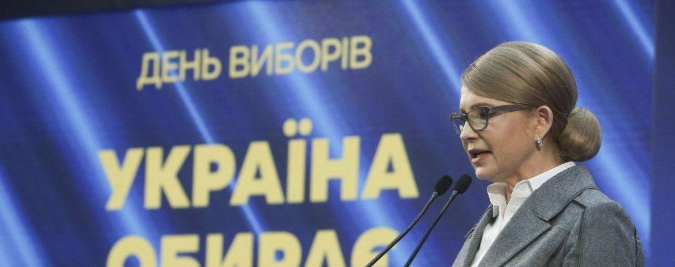 """""""Думай"""" в действии: у Тимошенко обдумывают роль арбитра дебатов между Порошенко и Зеленским"""