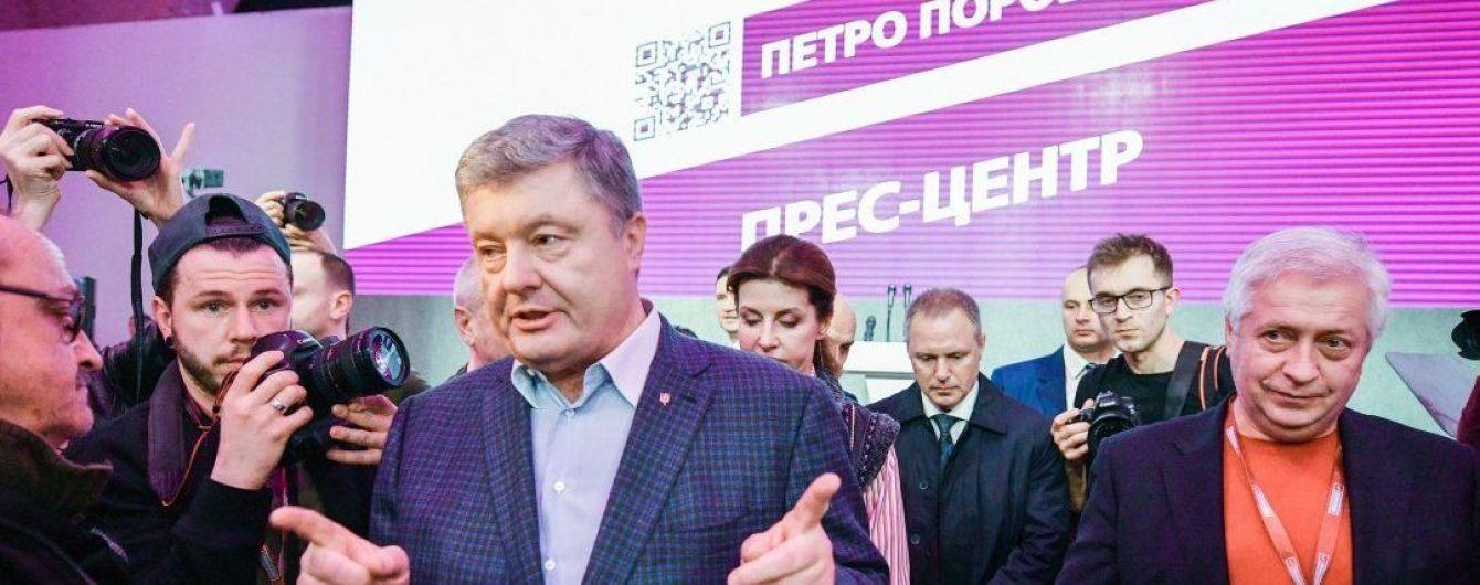 """Порошенко назвал фейком российской пропаганды сообщения о том, что он """"пьет, не просыхает"""""""