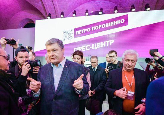 Порошенко залишиться в політиці, незалежно від результатів виборів – виборчий штаб кандидата