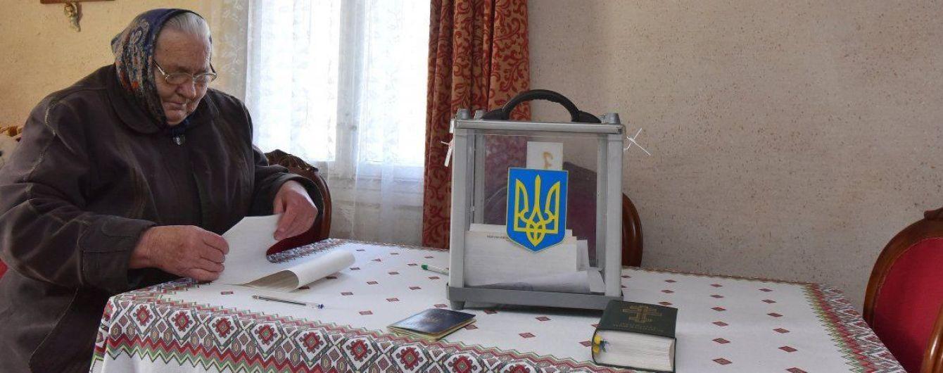 ЦВК назвала остаточну явку на виборах президента-2019