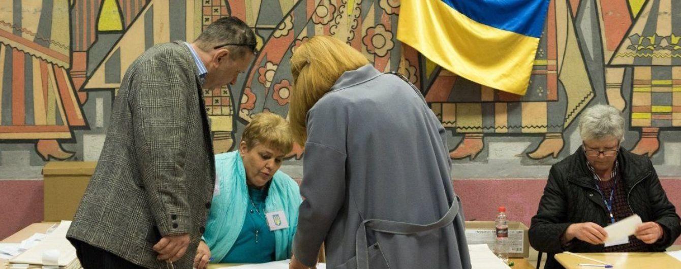 Результати голосування на президентських виборах: ЦВК опрацювала 20% протоколів
