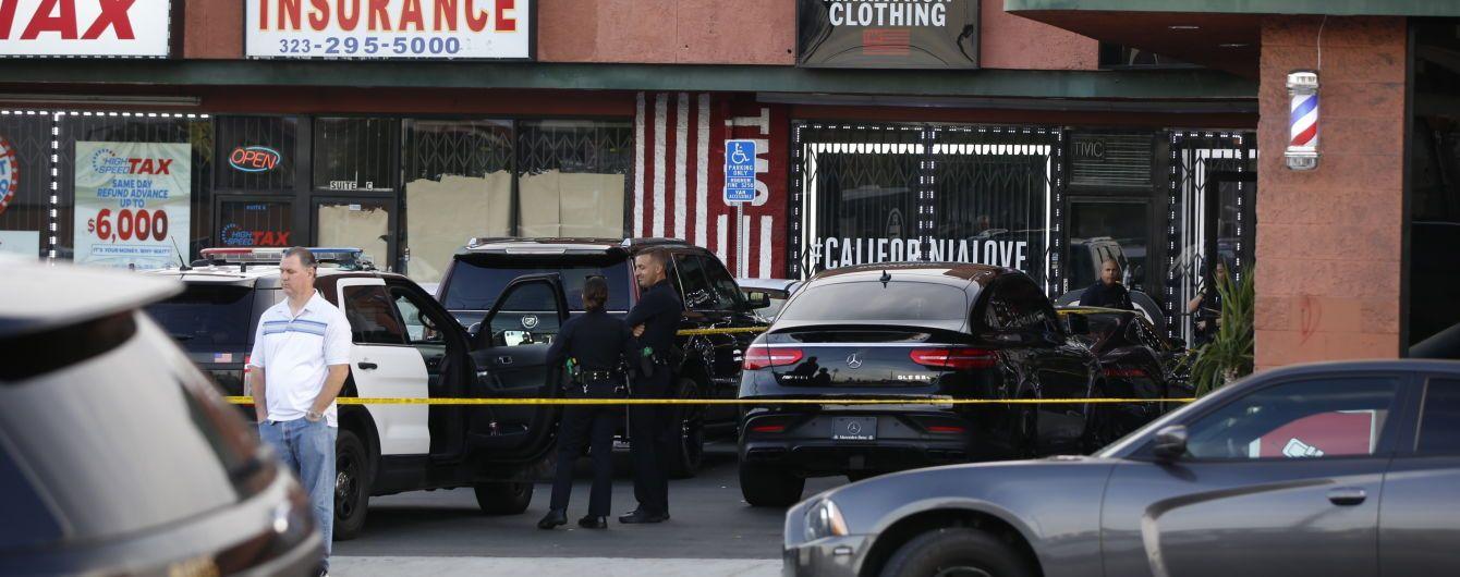 Поліція затримала підозрюваного у гучному вбивстві американського репера Nipsey Hussle
