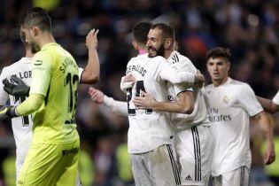 """""""Реал"""" відскочив у матчі з лузером Чемпіонату Іспанії, Зідан заступився за сина"""