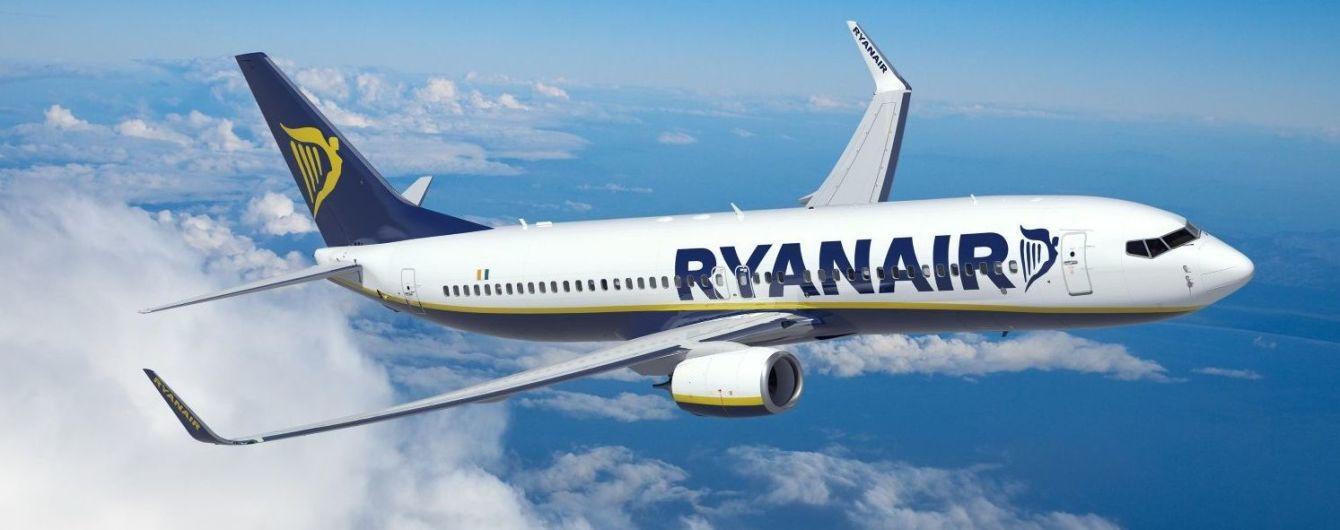 Ryanair запускає новий рейс з Одеси до Кракова