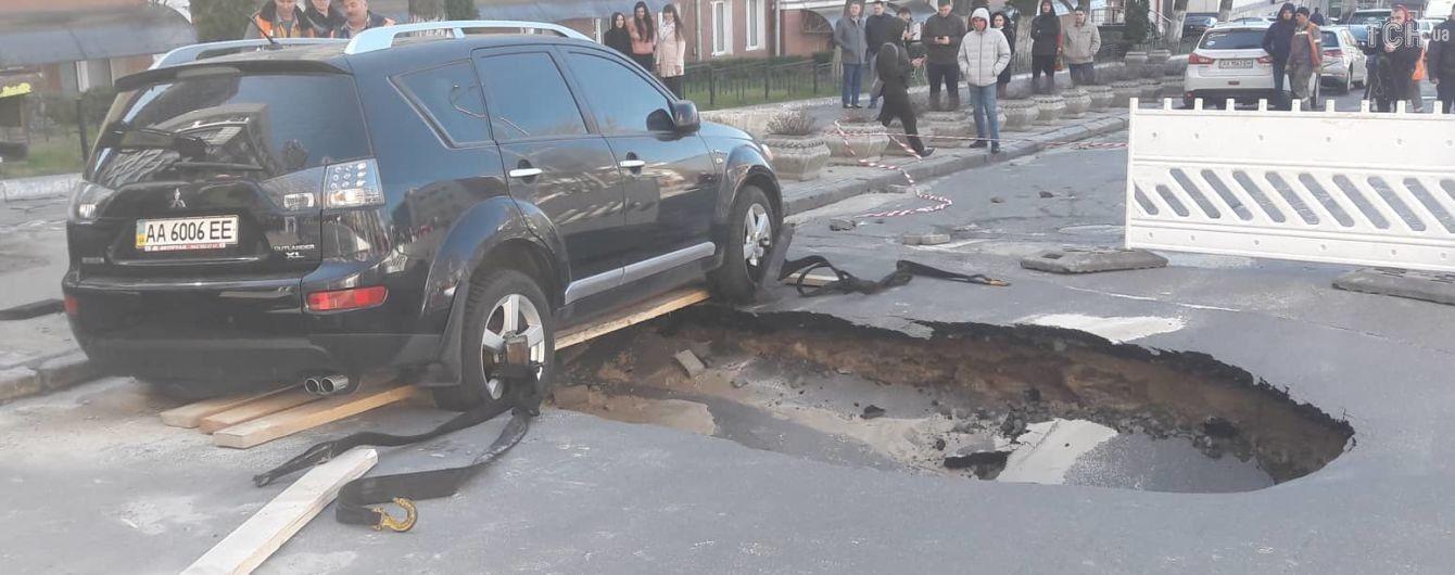 У Києві планують відремонтувати дороги у 760дворах протягом року