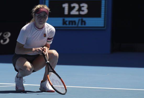 Світоліна опустилася на 7-ме місце у рейтингу найкращих тенісисток