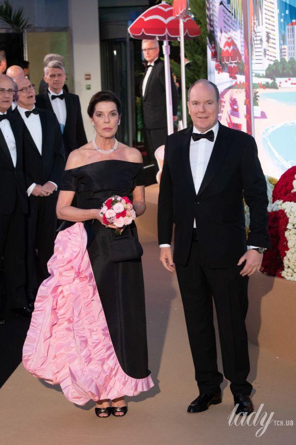 Принцесса Каролина и князь Альбер II_1