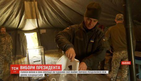 Выборы на фронте: кого видят президентом Украины наши защитники