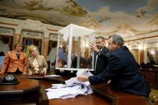 На Николаевщине повторно пересчитывали бюллетени из-за нарушений членов комиссий