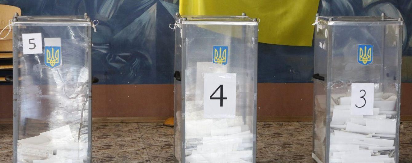 ЦИК назначила дату очередных выборов депутатов в 66 ОТГ