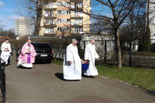 Католические священники в Польше сожгли книги о Гарри Поттере