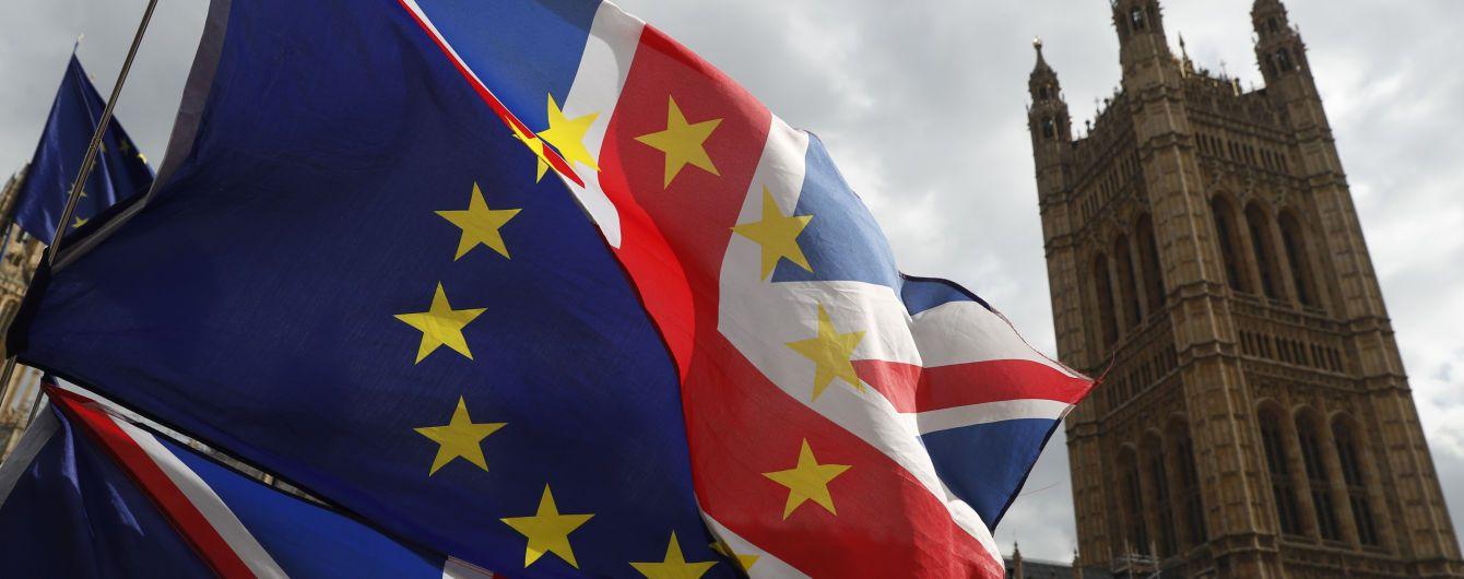 Евросоюз согласился перенести Brexit на год – Financial Times