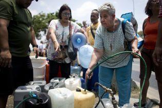 Продовження блекауту: у Венесуелі мільйони жителів знову лишились без води
