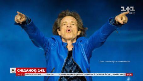 Легендарный вокалист группы The Rolling Stones готовится к операции на сердце