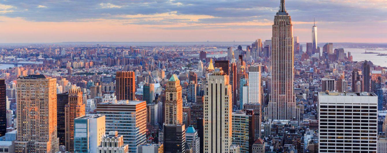 В Нью-Йорке планируют ввести санкции на въезд автомобилей в центр
