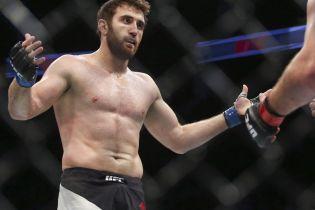 Впервые в истории UFC пожизненно отстранил бойца, им стал россиянин