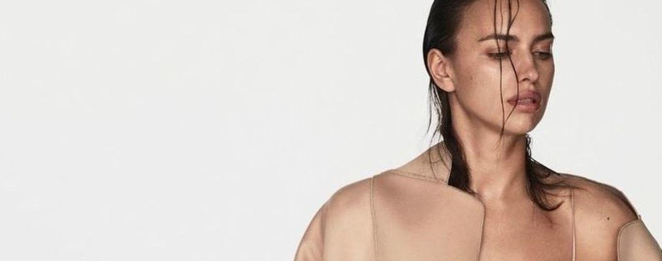 У спідній білизні і не тільки: Ірина Шейк знялася в новому глянсовому фотосеті