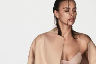 В нижнем белье и не только: Ирина Шейк снялась в новом глянцевом фотосете