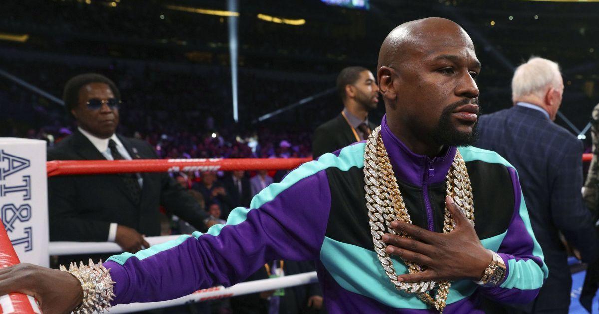 Мейвезер анонсував повернення на ринг у 2020 році
