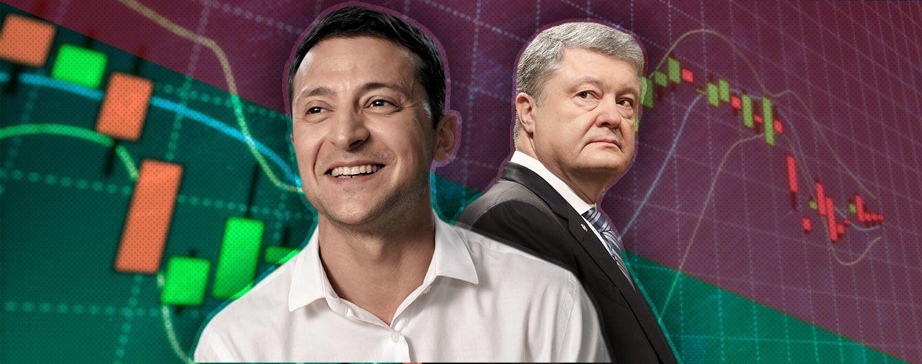 #хочубачитидебати: в Сети стремятся увидеть Зеленского и Порошенко в прямом эфире