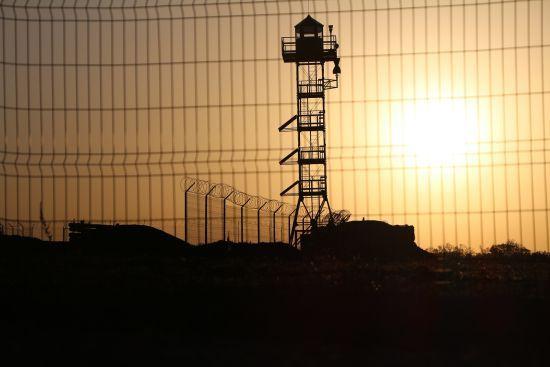 """На Луганщині будівництво """"Стіни"""" перейшло в активну фазу"""