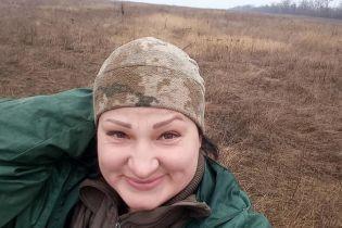 На Донбассе погибла известная женщина-доброволец - депутат