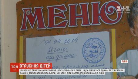 Отруєння дітей у Львові: поліція відкрила кримінальне провадження