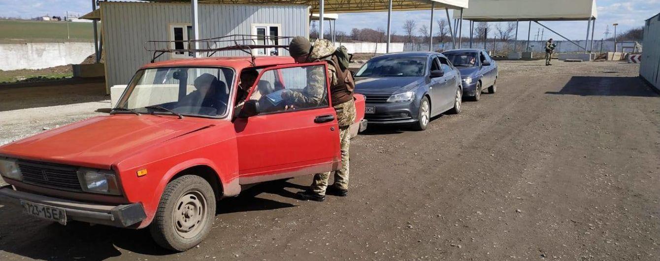 Мінветеранів анонсувало радикальне спрощення правил перетину лінії розмежування на Донбасі