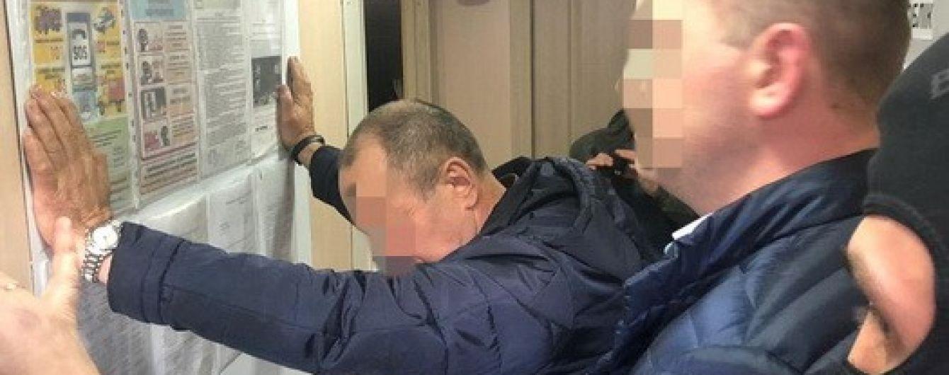 У Львові заарештували директора Грибовицького сміттєзвалища за хабар у 4,7 млн грн