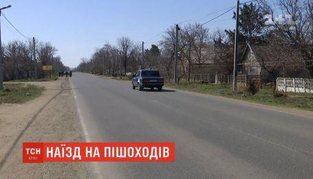 Село в Одесской области возмутила авария, которую совершил нетрезвый водитель