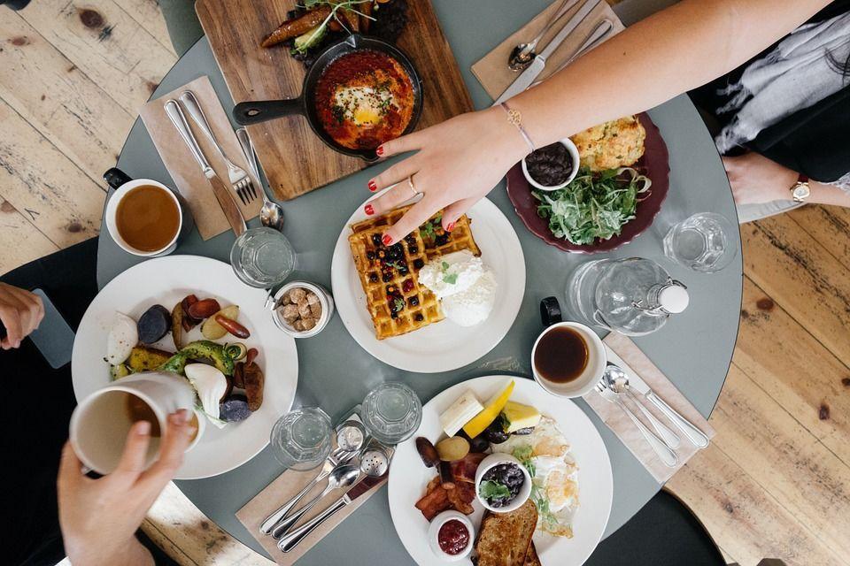 Їжа, екватор, для блогів
