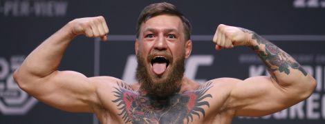 UFC официально анонсировал следующий бой Макгрегора