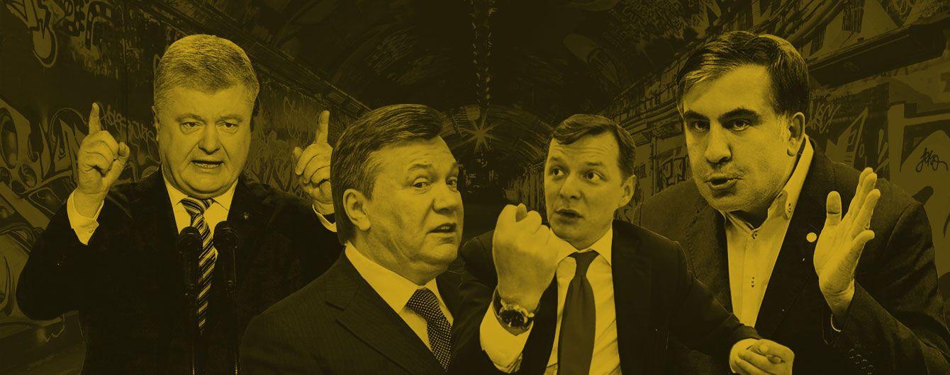 Политики под музыку. Подкаст с популярными цитатами украинских чиновников