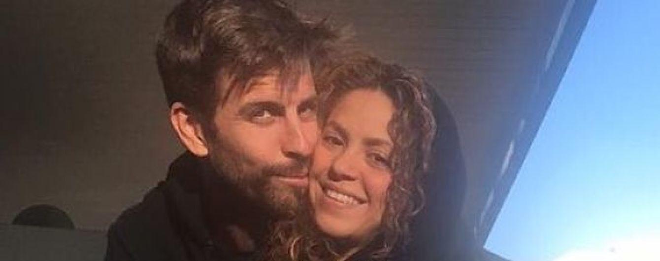 Так романтично: Шакира и Жерар Пике сделали селфи на автомойке