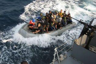 В Камеруне пираты захватили украинских моряков - AFP